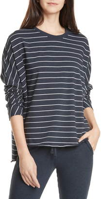 Frank And Eileen Oversize Continuous Sleeve Sweatshirt