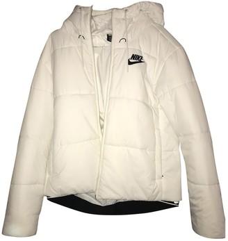 Nike White Coat for Women