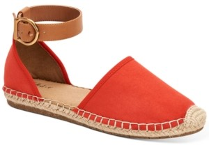 Style&Co. Style & Co Paminaa Flat Sandals, Created for Macys Women's Shoes