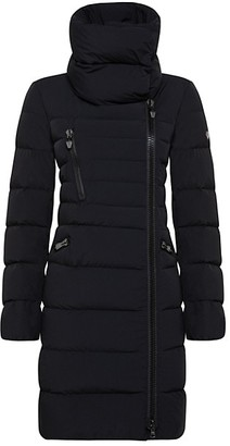 Post Card Katanec Longline Down Jacket