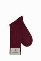 John Smedley Delta Socks