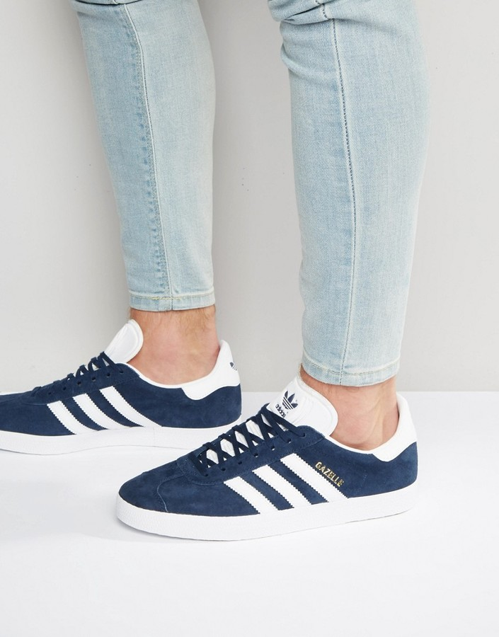 Adidas Gazelle Navy   Shop the world's largest collection of ...