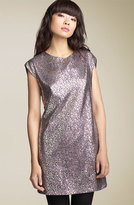 Twelfth Street by Cynthia Vincent Mirrored Shift Minidress
