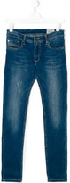 Diesel five pockets skinny jeans
