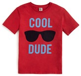 Junk Food Clothing Boys' Cool Dude Tee - Sizes XXS-S