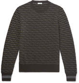 Tomas Maier Intarsia Cashmere Sweater