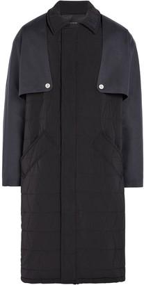 MACKINTOSH 0003 Black Padded 0003 Trench Coat