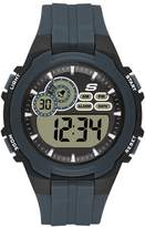 Skechers Men's Quartz Plastic Casual Watch, Color: