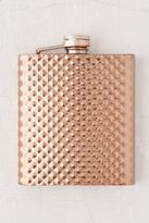 Urban Outfitters Faceted Flask