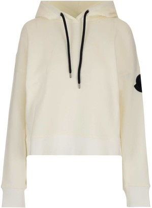 Moncler Logo Patch Hoodie