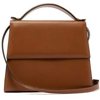 Hunting Season The Top Handle Large Leather Bag - Womens - Tan