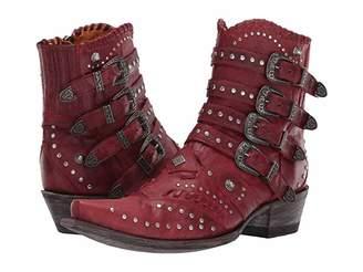 Old Gringo Jaylen (Red) Cowboy Boots