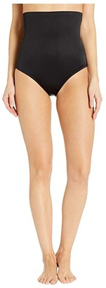 Miraclesuit High-Waisted Pant (Black) Women's Swimwear