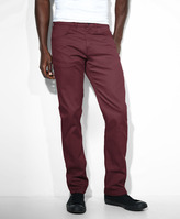 Levi's 513TM Slim Straight Line 8 Pants