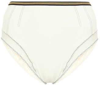 Stella McCartney High-rise bikini bottoms