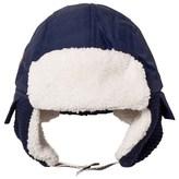 Mayoral Navy Trapper Hat