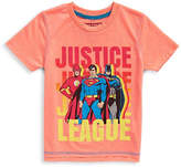 Licensed Tees Justice League Speckled Tee