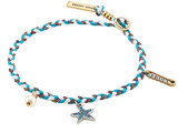 Marc Jacobs Braided Bracelet with Charms