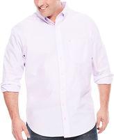Izod Long-Sleeve Fashion Essential Shirt - Big & Tall