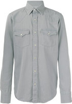 Tom Ford flap pocket shirt - men - Cotton - 40