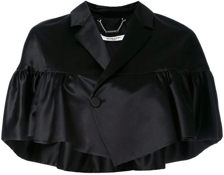 Givenchy cape-style jacket