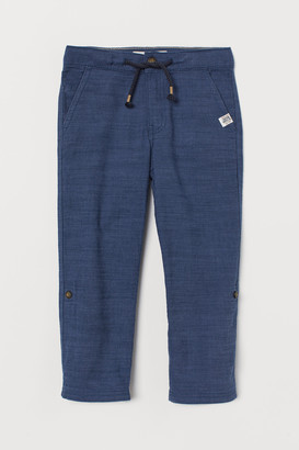 H&M Roll-up Pants