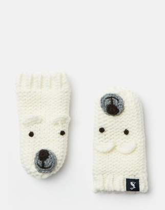 Joules Chummy Character Mittens
