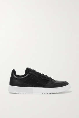 adidas Supercourt Leather Sneakers - Black