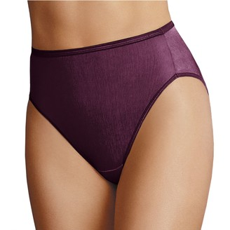 Vanity Fair Women's Illumination Hi-Cut Brief 13108
