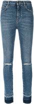 Dolce & Gabbana skinny jeans - women - Cotton/Spandex/Elastane - 38