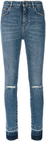 Dolce & Gabbana skinny jeans - women - Cotton/Spandex/Elastane - 40