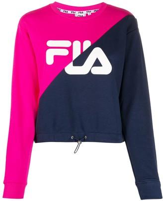 Fila Bi-Colour Sweatshirt