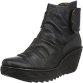 Fly London Womens Yegi689Fly Ankle Boots-UK 3
