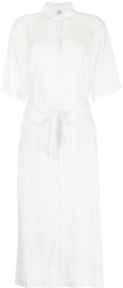 Sir. Alina maxi shirt dress