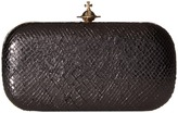Vivienne Westwood Medium Clutch Verona Clutch Handbags