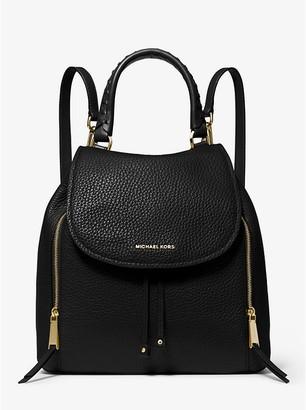 Michael Kors black Viv backpack