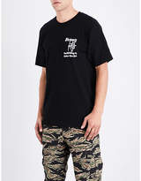 Stussy Hotter Than Hell Cotton-jersey T-shirt