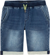 Joe's Jeans Boy's Knit Denim Shorts, Size 4-7