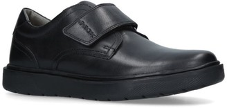 Geox Leather Riddock Shoes