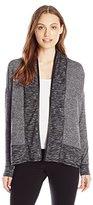 Calvin Klein Jeans Women's Fleck Heather Cardigan
