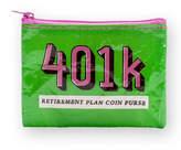 Blue Q 401k Coin Purse