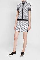Missoni Wool Knit Mini Skirt