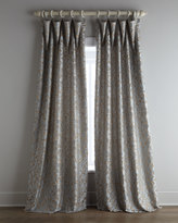 "Horchow Each 96""L Harley Curtain"