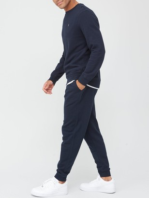 Very Man Essential Crew Sweat 2 Pack - Navy/Charcoal