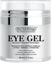 New York Biology Eye Cream for Dark Circles, Puffiness and Fine Lines - 1.7 fl oz