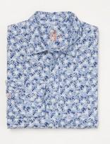J.Mclaughlin Gramercy Classic Fit Linen Shirt in Leaf