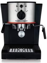 Hamilton Beach 15 Bar Italian Pump Espresso Maker