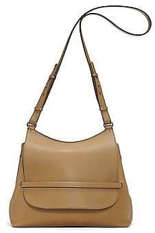 The Row Women's Sideby Grained Leather Shoulder Bag