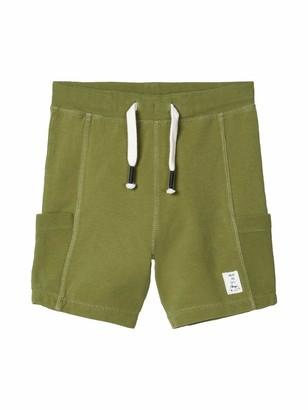 Name It Boy's Nmmjayto Light Sweat Long Shorts Unb