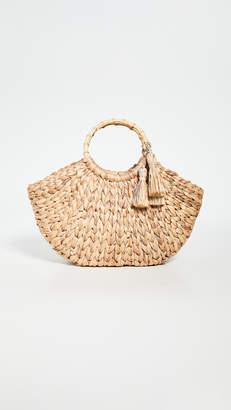 Hat Attack Bamboo Handle Bag